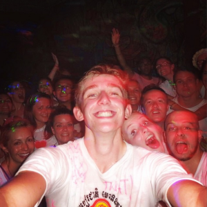 Group selfie!