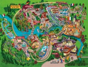 BG Park Map
